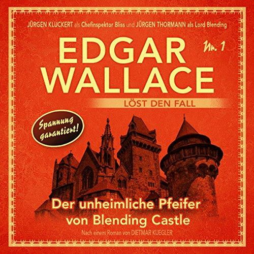 Page de couverture de Der unheimliche Pfeifer von Blending Castle