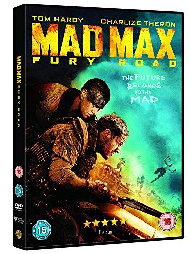 Mad Max: Fury Road [DVD-AUDIO]