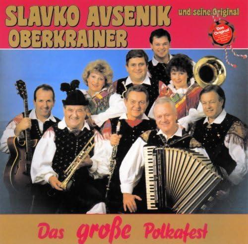 Slavko Avsenik und seine Original Oberkrainer