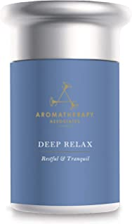 Aera Deep Relax Scented Aromatherapy Essential Oil Capsule - Mood Changing Premium Grade Capsule - Lasts 500 Hours - Schedule Using App Smart 2.0 Diffusers - State of The Art Oil Diffuser Technology