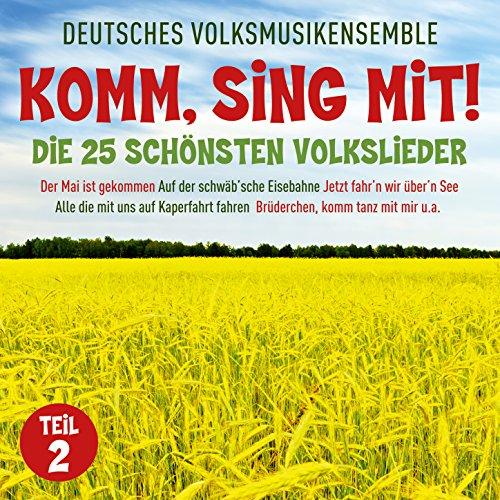 Komm sing mit! Die 25 schönsten Volkslieder, Teil 2