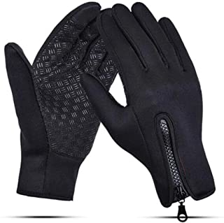 Niome Winter Gloves Touchscreen Outdoor Waterproof Wind-Proof Cycling Snowboarding Motorcycle Gloves Men Women