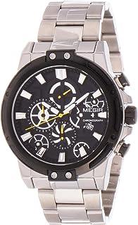 ساعة للرجال من ميجر، MS2108GS-BK-1A