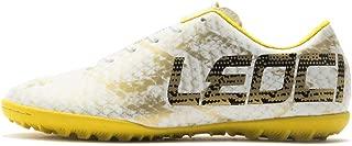 LEOCI Performance Turf - Zapatillas de fútbol para Hombre y niño, Calzado de fútbol para Interior