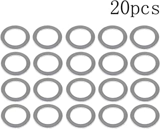 Transmission Drain Plug Crush Washer for Honda Accord Pilot Acura Civic Odyssey CRV Element Replacement 90471-PX4-000 Pack of 20pcs