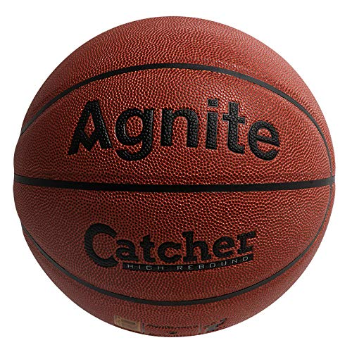 Fantastic Prices! Agnite Size 7-29.5 Standard Basketball Microfiber for Traning and Competition Ind...