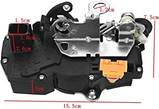 Ensun 15785127 Door Latch Lock Actuator Assembly Rear Right Passenger Side for Chevy GMC Cadillac 931-109