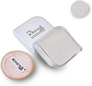 Bonjour Paris Pearl Powder Nude Gold Stars, 9.5 gms