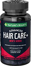 Nature's Bounty Biotin by, Advanced, Men's Series, with Antioxidants C and E, Dietary Supplement, Supports Healthier Looki...