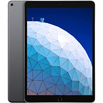 Apple iPad Air (10.5-inch, Wi-Fi, 64GB) - Space Gray (3rd Generation)