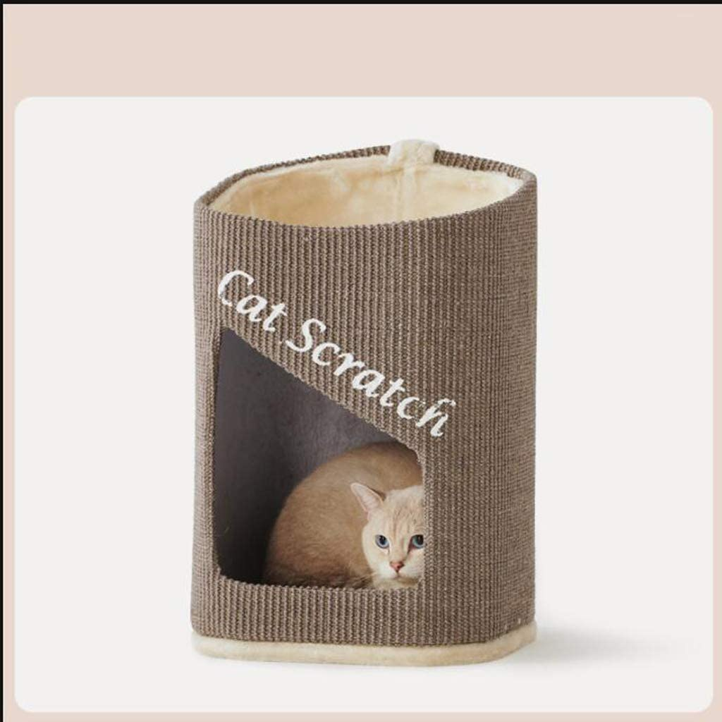 HUAXUE ZHXZHXMY Pet Roost - Double Bargain Vertical Room C Cat House High quality