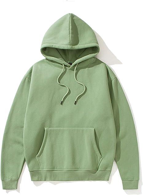 Amazon.com: LLYA Matcha Green Hoodies Sweatshirt Hoodie Men Women Solid  Color Hoody Sportwear Pullover Clothes Sportswear,XL : Clothing, Shoes &  Jewelry