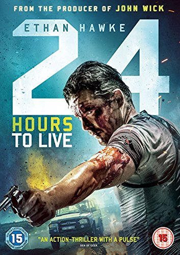 24 Hours to Live - 24 Hours to Live (1 DVD)