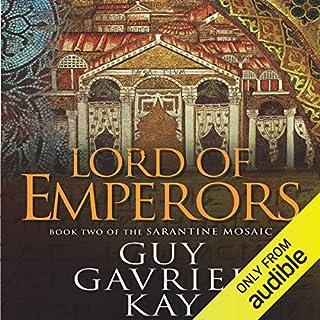 Page de couverture de Lord of Emperors