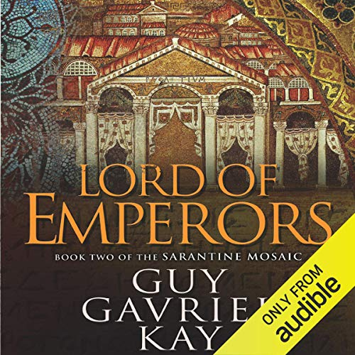 Couverture de Lord of Emperors