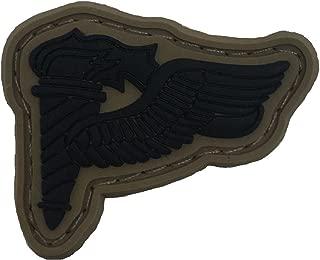 SUBDUED US ARMY PATHFINDER PVC BADGE
