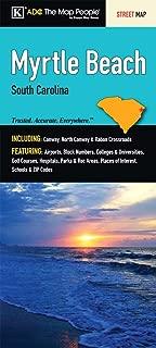 Myrtle Beach, SC Fold Map