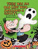 There Was an Old Lady Who Swallowed a Ghost!: Board Book (There Was an Old Lady [Colandro])