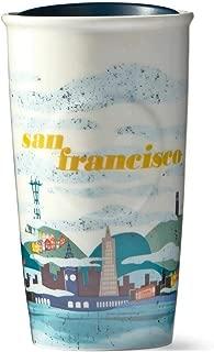 2016 Starbucks San Francisco Collector 10 oz Tumbler
