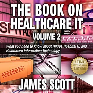 The Book on Healthcare IT Volume 2 cover art