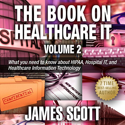 The Book on Healthcare IT Volume 2 audiobook cover art