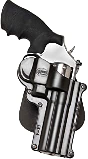 Fobus SW4 Standard Holster for Smith & Wesson K&L frame revolvers, Taurus 431, 65, 66, Right Hand Paddle