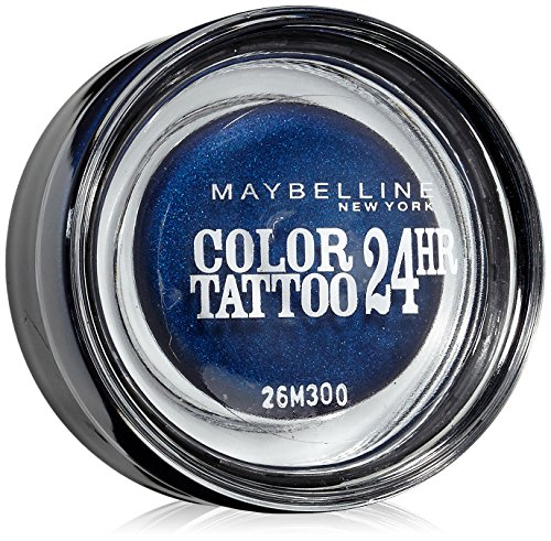 Maybelline New York Eyestudio Color Tattoo 25 everlasting navy, 4 ml