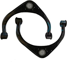 Detroit Axle - Pair (2) Front Upper Control Arms w/Ball Joints - Driver and Passenger Side for 2009 2010 2011 2012 2013 2014 2015 2016 2017 Dodge Ram 1500/ Ram 1500