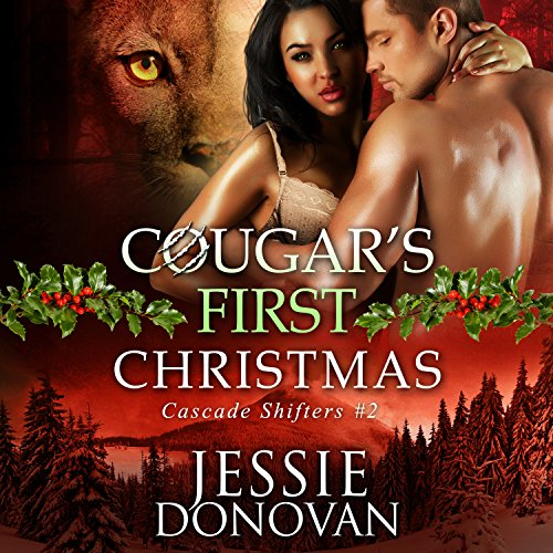 Cougar's First Christmas audiobook cover art