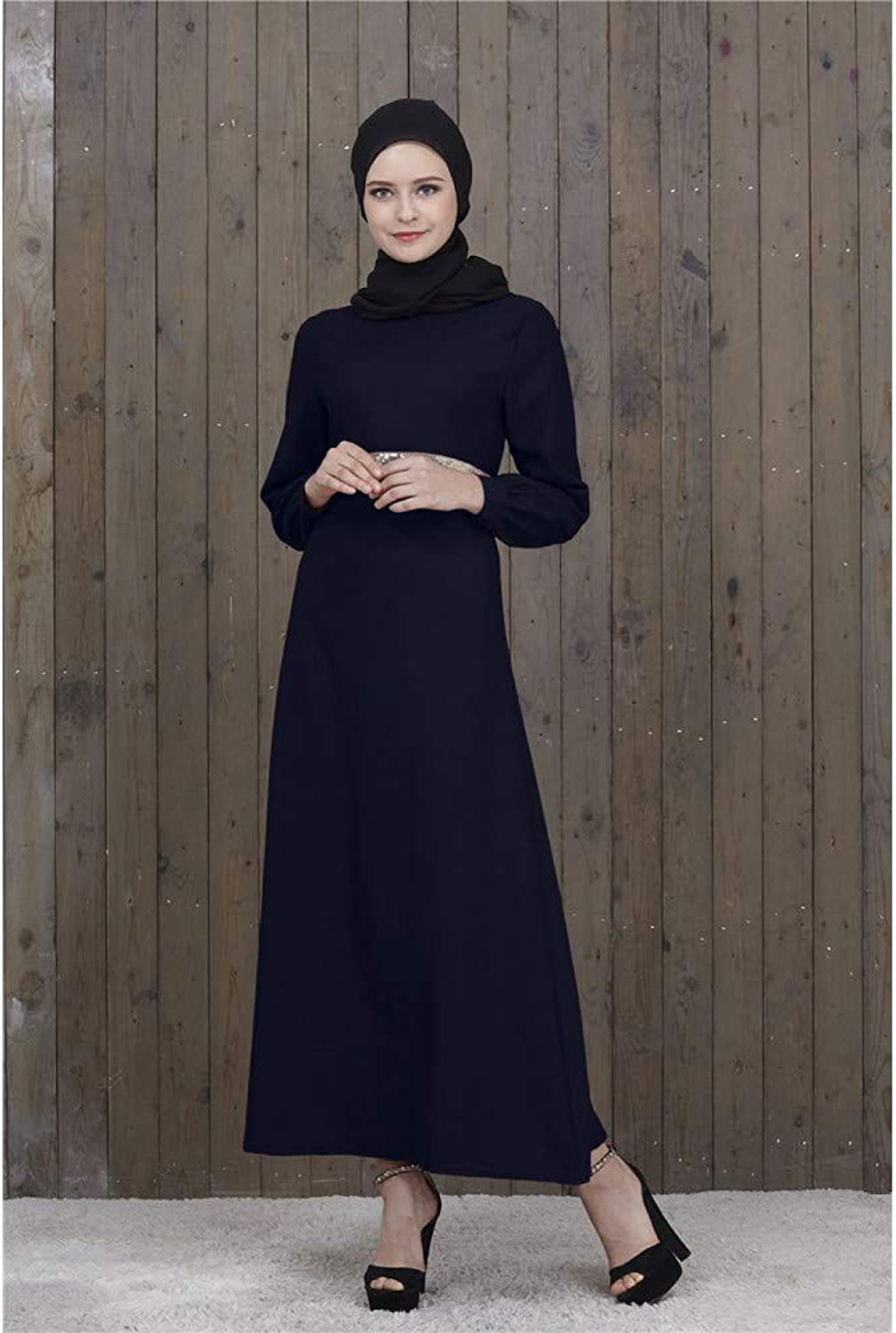 Cxlyq Dresses Long Skirt Fashion Single Layer Impervious Sun Robes Robe