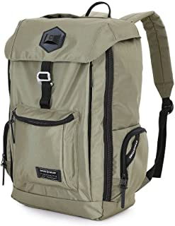 "Swissgear 17"" Backpack with Tablet/Laptop Sleeves - Olive Green"