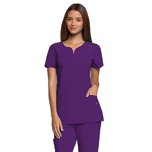 c0e01dad24f Grey's Anatomy Signature 2121 Women's Two Pocket Scrub Top