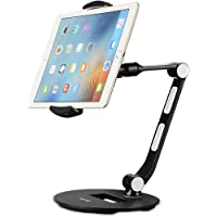 Suptek Aluminum Tablet Desk Stand for iPad, iPhone, Samsung, Asus and More