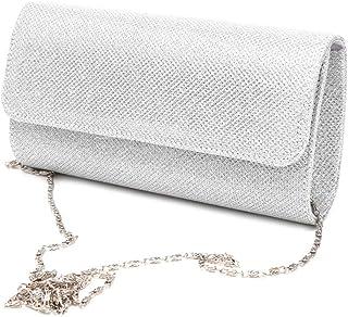Women'S Evening Shoulder Bag Bridal Clutch Party Prom Wedding Handbag