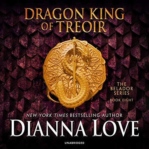 Dragon King of Treoir Titelbild