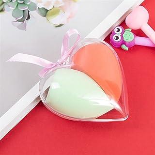 Yoga mat Peach Heart-Shaped Egg Foundation Super Soft Makeup Beauty Tools Sponge Set Accessories Powder Puff Dry Wet Dual-...