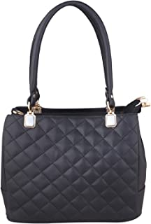 GM CREATIONS™ Women & Girl Latest Trendy Fashion PU Leather Formal Casual Stylish Shoulder Side Handbag Double-handle With...
