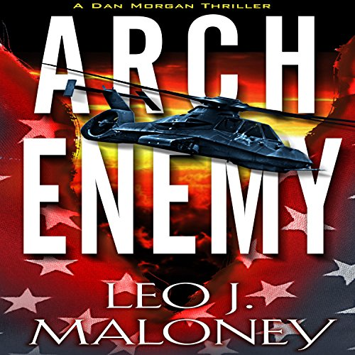 Arch Enemy audiobook cover art