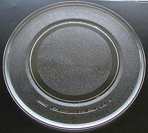 "GE Microwave Glass Turntable Plate / Tray 15 1/2 "" # WB49X10031"