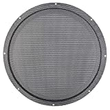 NVX VCW10GR VCW 10' Subwoofer Grill - Fits Most 10' Round Subwoofers