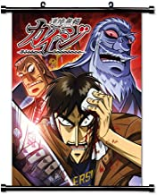 Kaiji Ultimate Survivor (Gyakkyou Burai Kaiji) Anime Fabric Wall Scroll Poster (16 x 22) Inches.[WP]-Kai-5