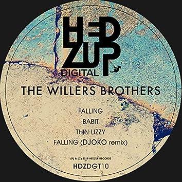 Falling EP + DJOKO remix