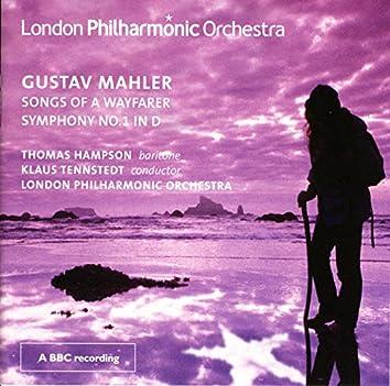 """Mahler, G.: Symphony No. 1, """"Titan"""" / Lieder Eines Fahrenden Gesellen"""