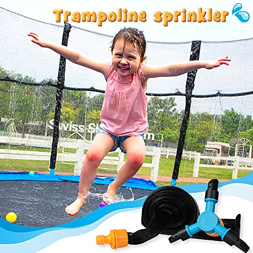 $5.99  Trampoline Sprinkler Clip the Extra 20% off Coupon & use promo code: REGG6WYY