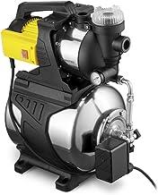 TROTEC TGP 1050 E Huiswaterpomp met filter en rvs drukketel – ideaal om zelfvoorziening te besparen op de kosten voor huis...