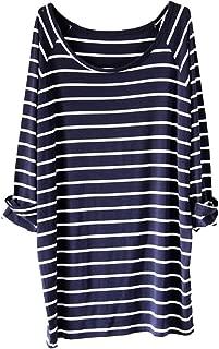 white mardi gras striped shirt