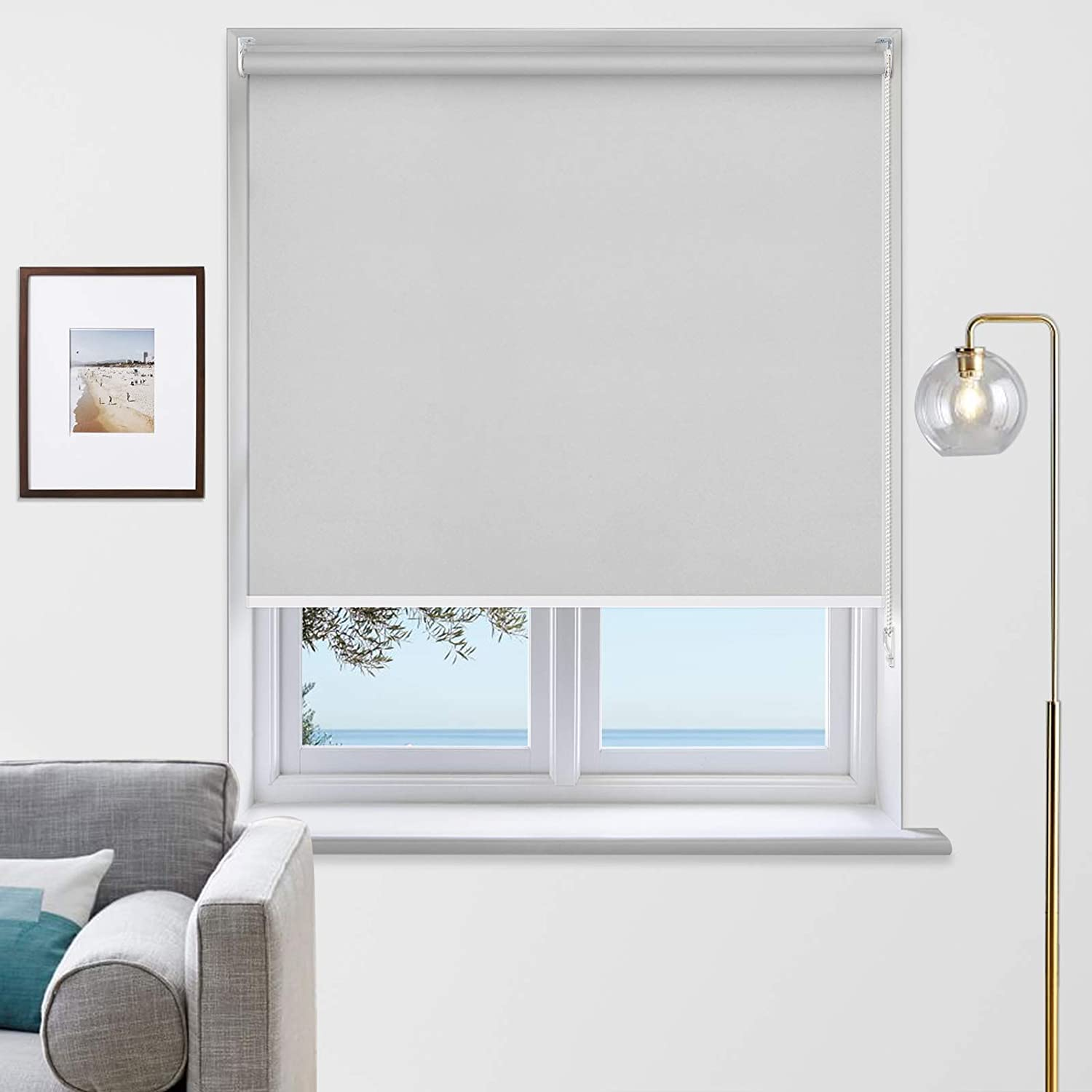 MiLin 100% Blackout Ranking TOP14 OFFicial Roller Shades Delivery Fast B Window