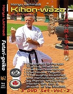 Patrick McCarthy Vol-2 (3 DVD Sets) Kihon-waza - Futari-geiko