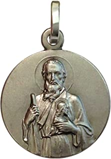 "Medaglietta"" San Giuda Taddeo"" in argento 925 millesimi - 925 Sterling Silver"" Saint Jude Thaddeus"""