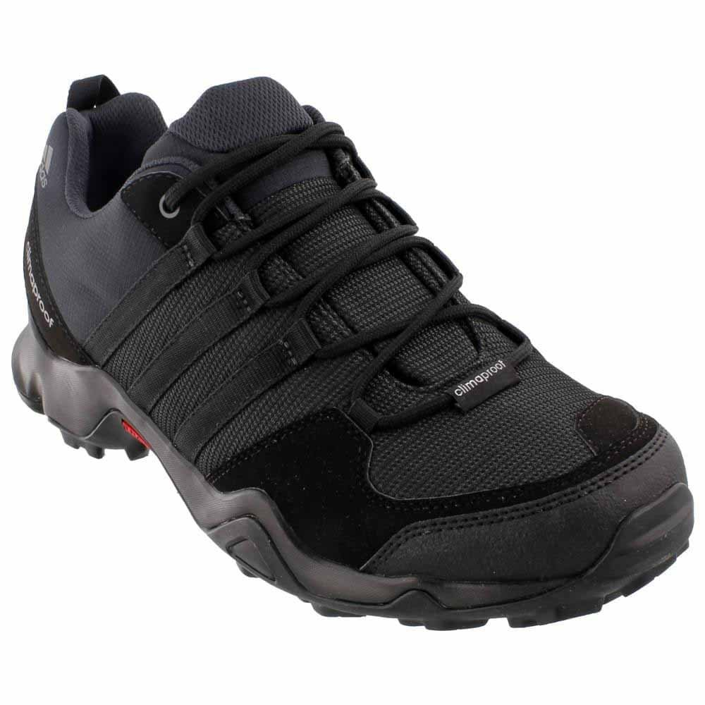 adidas Men's AX2 Climaproof Hiking Shoe 11 Black/Granite/Dark Grey ...